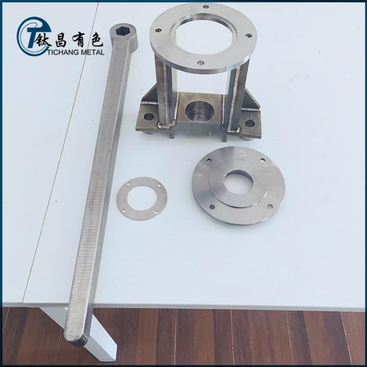 钛合金焊接精加工件(图1)